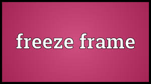 design freeze meaning freeze frame meaning youtube