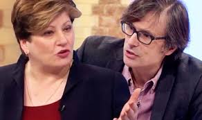 Labour S Anti Semitism Row Explained Itv Emily Thornberry Mocked By Robert Peston For Labour S Brexit Chaos