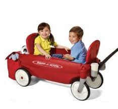 wagon baby radio flyer introduces wagon for babies