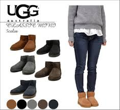 s ugg australia mini leather boots shoe get rakuten global market ugg australia