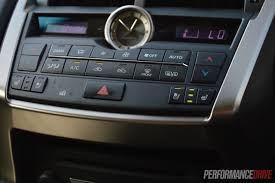 lexus rx interior 2015 should you buy a 2015 lexus nx 200t video performancedrive