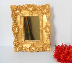 unique entryway mirror related items etsy 10h gold frame