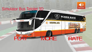 game bus simulator mod indonesia for android idbs bus simulator 4 0 apk apkplz com