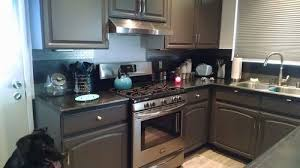 refinishing kitchen cabinets with general paints milk paint hometalk