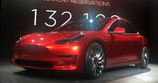 the end of the fuel car is here tesla model 3 the game changer
