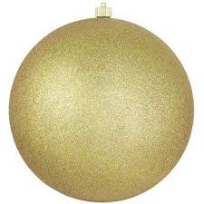 gold ornaments tree decorations the home