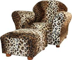Leopard Print Accent Chair Unique Aesthetic Animal Print Accent Chairs Home Decor Chairs