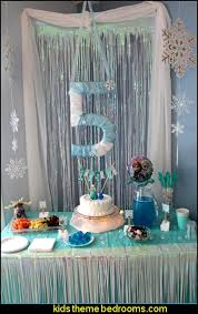 themed decorating ideas decorating theme bedrooms maries manor frozen themed birthday
