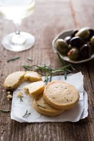 parmesan shortbread biscuit 3 ingredients recipetin eats