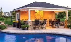 pool houses plans backyard pool house bucks county pool house plan design pool