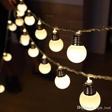 cheap 2m 20 led globe string lights battery operated led bulb
