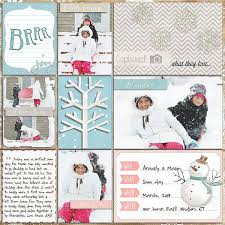 Scrapbook Inserts 172 Best Project Life Images On Pinterest Project Life Layouts