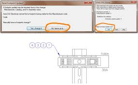 autocad electrical a new twist on multiple catalog part assemblies