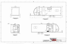 fuzion toy hauler floor plans kitchen awesome toy hauleror plans photos design with pull out