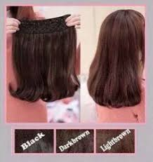 harga hair clip hair clip big layer fashion 70cm idr 140 000 warna hitam