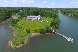 own a private island home on the long island sound for 17 5
