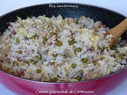 3 cuisine gourmande riz cantonnais cuisine gourmande de carmencita