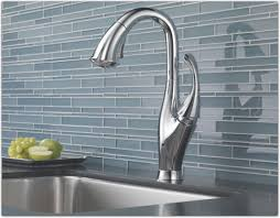 no touch kitchen faucets complete your kitchen with the delta kitchen faucets designwalls com