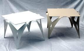 bout de canape design bout de canape blanc laque inside 75 bout de canapac tom design