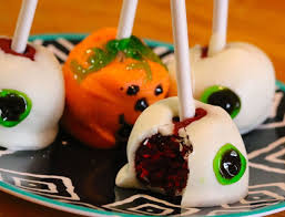 recipe halloween cake pops friday kokomotribune com