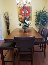dining room furniture charlotte nc dining set red hook pecan counter height dining room furniture