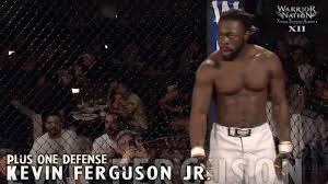 video kimbo slice u0027s son wins mma debut with first round ko