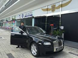 roll royce brunei singapore first rolls royce from riway international no 1 distributor