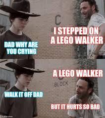 Rick Grimes Crying Meme - rick and carl latest memes imgflip