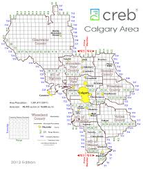 Real Estate Map Urban Rural Real Estate Maps Calgary Alberta