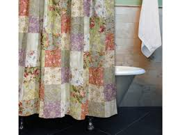 Prairie Curtains Shower Curtains Cape May Linen