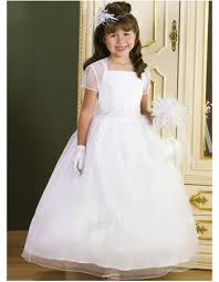 communion dresses gorgeous gown straps ankle length holy communion