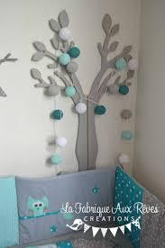 chambre bébé turquoise chambre bébé bleu canard galerie et chambre deco bebe bleu photo