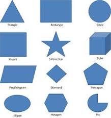 many geometric shapes worksheets free to print shapes