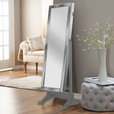 Dynamic Home Decor Braintree Ma Us 02184 Chic Home Jf62 11sr N1 Glam Cheval Mirror Jewelry Armoire In High