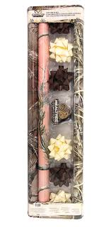 camo gift wrap realtree gift camo wrapping ensemble 9 99 i don t like pink