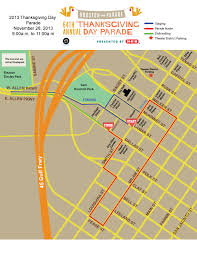 64th annual thanksgiving day parade event culturemap houston