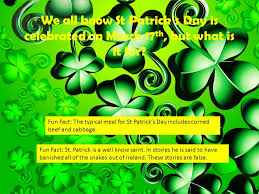 by kenzie krei we all st s day is celebrated on