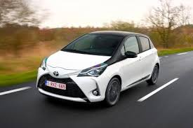 latest toyota new toyota yaris 2017 review auto express