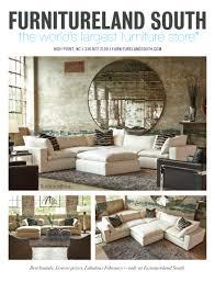 print advertising for furnitureland south on behance