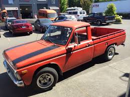 curbside classic 1976 ford courier u2013 the second toughest old mini