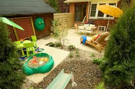 plain backyard landscaping ideas kid friendly 29 given inspiration