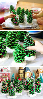 1304 best pine cone decorations images on pine cone