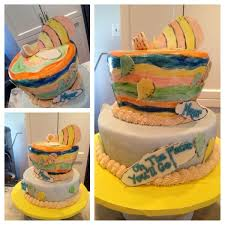 baby shower cakes melissas simply sweet custom bake shop