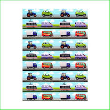 car wrapping paper cars wrapping paper gift wrap vehicles from green ant toys