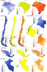 Race Map Of America by Admixture In Latin America Geographic Structure Phenotypic