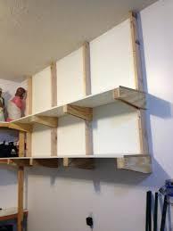 Garage Build Plans Storage Shelves Plans And Garage Shelving Plansbuild Building