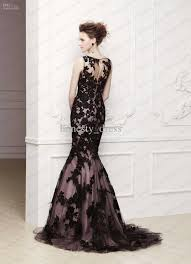 black dresses wedding black mermaid wedding dresses luxury brides