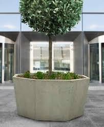 large concrete planter 6 commercial planter concrete planters belson outdoors