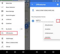 Offline Google Maps Google Maps Offline Navigieren U2013 So Geht U0027s U2013 Giga