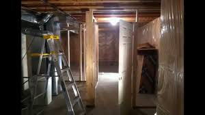 diy basement remodel home theater install youtube